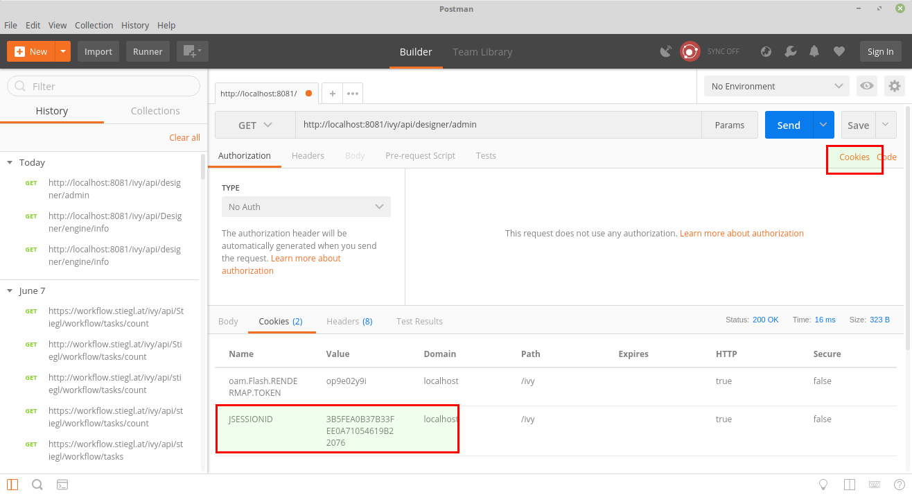Ivy 7 1 Rest API basic authorization - Axon ivy | Q&A